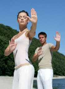 Tai Chi Exercise For Mobilizing All Muscles In Your Body!