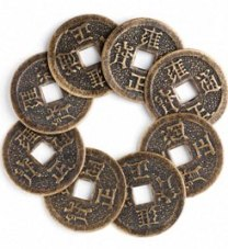 Feng shui coins