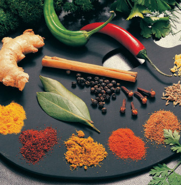herbal spices