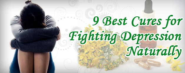Cures for Fighting Depression Naturally