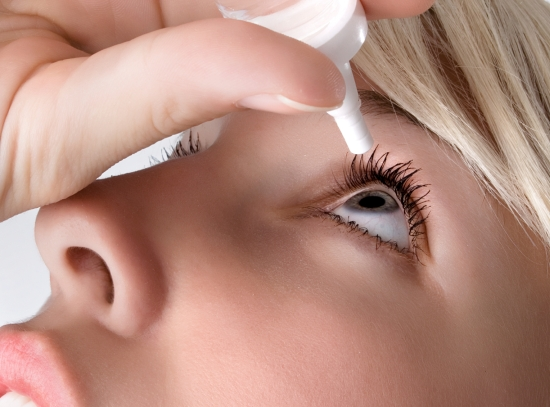 treating dry eyes with ayurveda