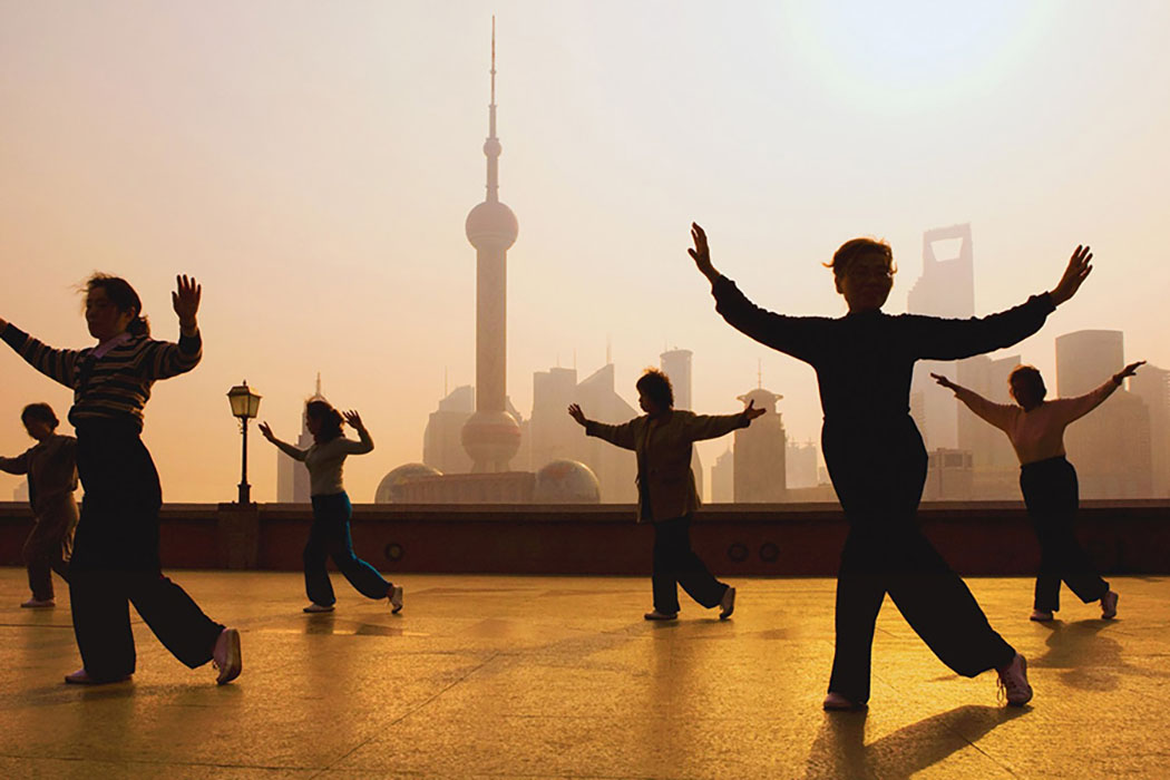5 Reasons you should try Tai chi from today