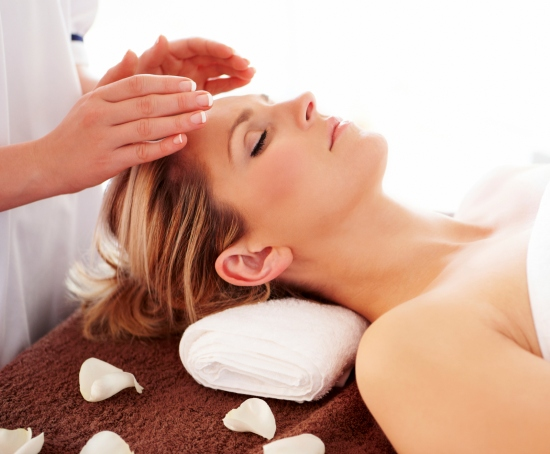 reiki to treat stress and depression